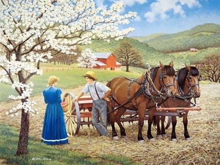 """Képtalálat a következőre: """"tavasz festmény"""""""